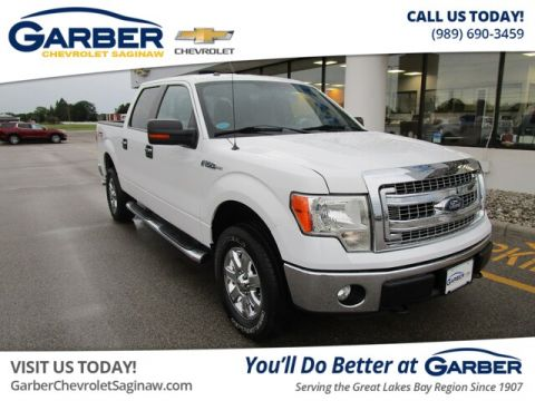 Pre-Owned 2013 Ford F-150 XLT 4WD
