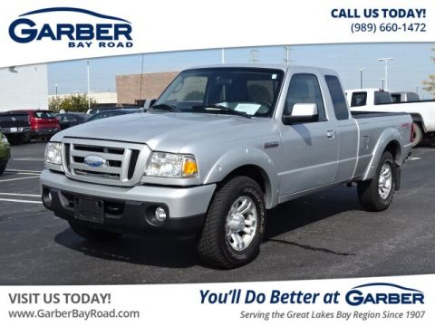 Pre-Owned 2010 Ford Ranger Sport 4WD