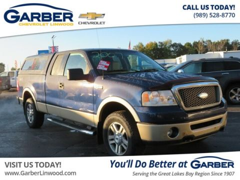 Pre-Owned 2007 Ford F-150 4WD