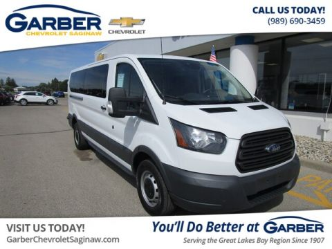 Pre-Owned 2016 Ford Transit-250 w/Sliding Pass-Side Cargo-Door