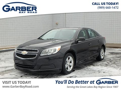 Pre-Owned 2013 Chevrolet Malibu 1LS