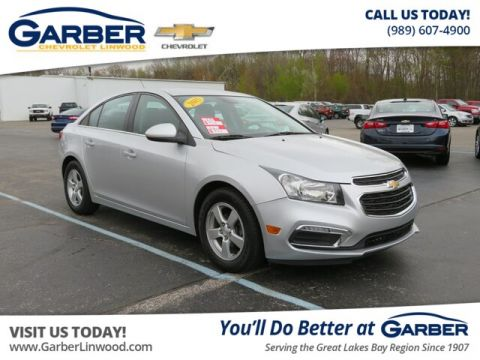 Pre-Owned 2015 Chevrolet Cruze 1LT Auto