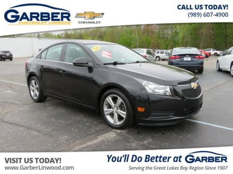 Pre-Owned 2014 Chevrolet Cruze 2LT Auto FWD Sedan