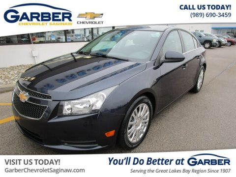 Pre-Owned 2014 Chevrolet Cruze ECO Manual