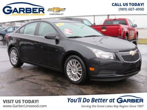 Pre-Owned 2013 Chevrolet Cruze ECO