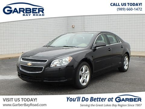 Pre-Owned 2012 Chevrolet Malibu LS