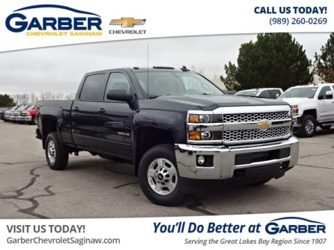 New 2019 Chevrolet Silverado 2500HD LT 4WD