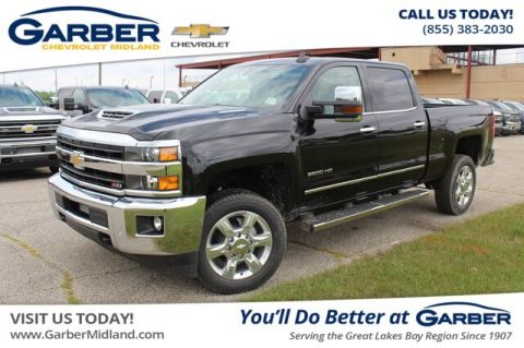 New 2019 Chevrolet Silverado 2500HD LTZ 4WD