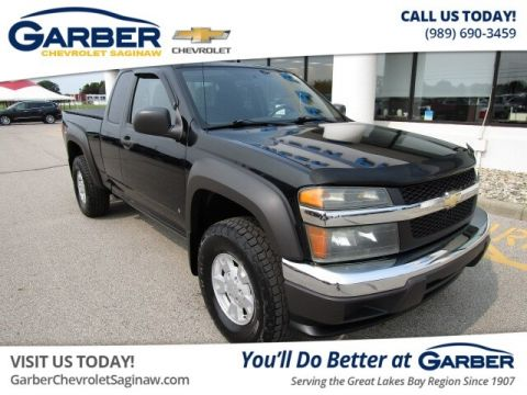 Pre-Owned 2007 Chevrolet Colorado LT 4WD
