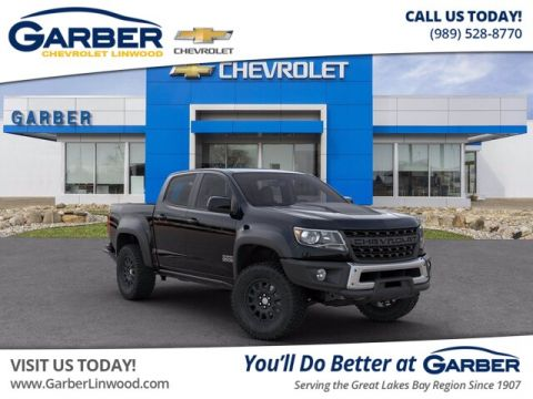 New 2020 Chevrolet Colorado ZR2 4WD