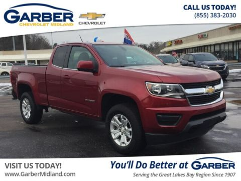 Certified Pre-Owned 2018 Chevrolet Colorado LT 4WD