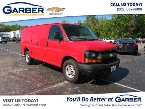 Pre-Owned 2015 Chevrolet Express 2500