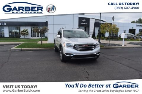 Pre-Owned 2017 GMC Acadia SLT-2 FWD SUV