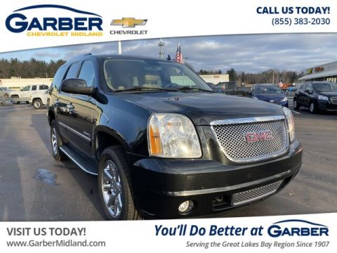 Pre-Owned 2012 GMC Yukon Denali With Navigation & AWD