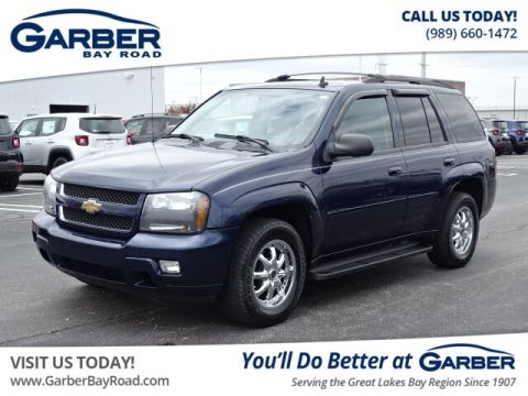 Pre-Owned 2008 Chevrolet TrailBlazer LT w/2LT 4WD