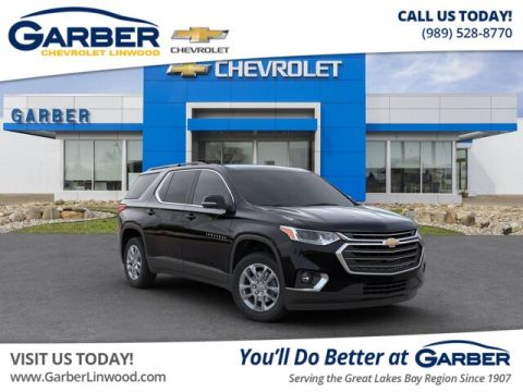 New 2020 Chevrolet Traverse LT Cloth w/1LT