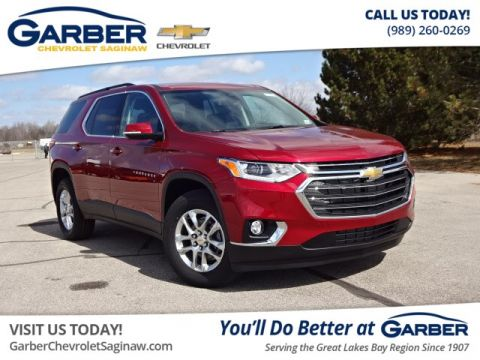 New 2020 Chevrolet Traverse LT Cloth w/1LT FWD SUV