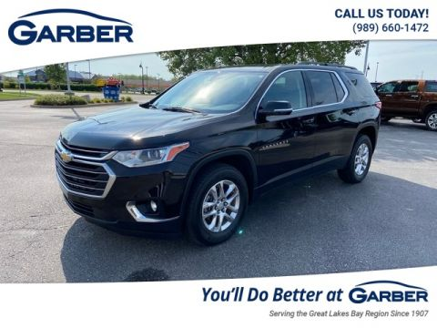 Pre-Owned 2019 Chevrolet Traverse LT AWD