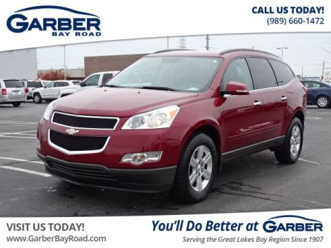 Pre-Owned 2011 Chevrolet Traverse 1LT AWD