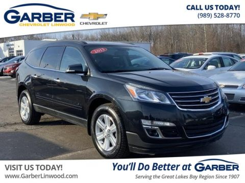 Pre-Owned 2013 Chevrolet Traverse 1LT AWD