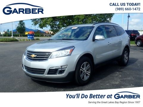 Pre-Owned 2017 Chevrolet Traverse 2LT AWD