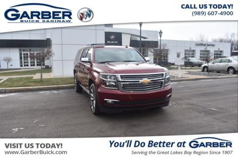 Certified Pre-Owned 2018 Chevrolet Suburban Premier 4WD