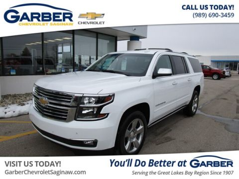 Certified Pre-Owned 2019 Chevrolet Suburban Premier 4WD