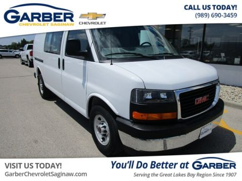 Pre-Owned 2017 GMC Savana 2500 Work Van