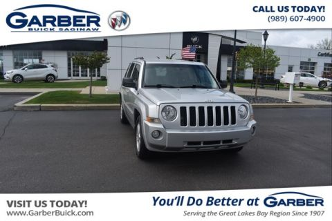 Pre-Owned 2010 Jeep Patriot Sport 4WD