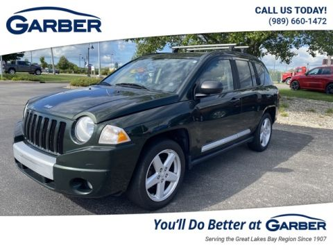 Pre-Owned 2010 Jeep Compass Limited 4WD