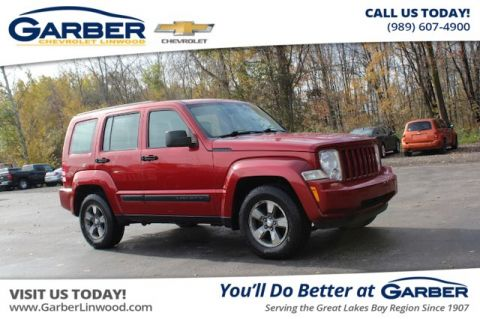 Pre-Owned 2008 Jeep Liberty Sport 4WD