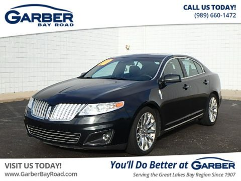 Pre-Owned 2010 LINCOLN MKS AWD