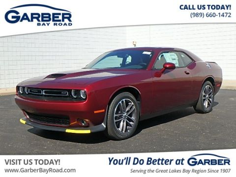 New 2019 Dodge Challenger GT AWD with Nav AWD