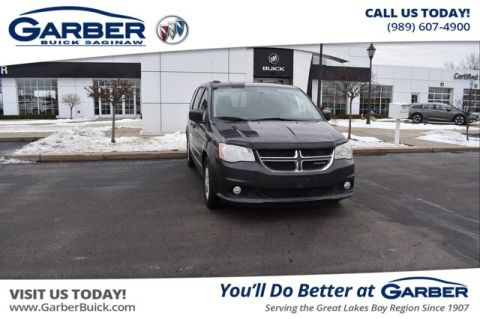 Pre-Owned 2012 Dodge Grand Caravan Crew With Navigation