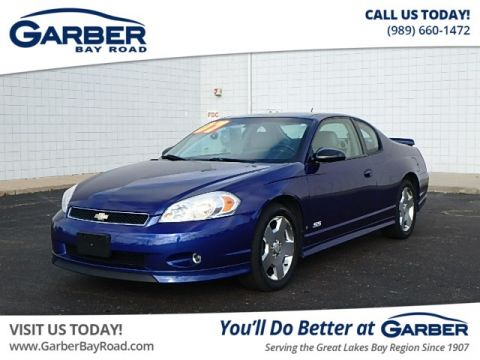 Pre-Owned 2007 Chevrolet Monte Carlo SS