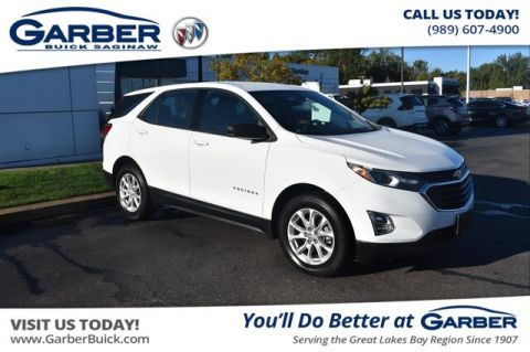 Pre-Owned 2018 Chevrolet Equinox LS AWD