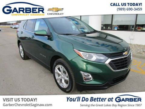 Pre-Owned 2018 Chevrolet Equinox LT w/2LT AWD