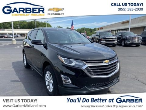 Pre-Owned 2020 Chevrolet Equinox LT w/1LT AWD