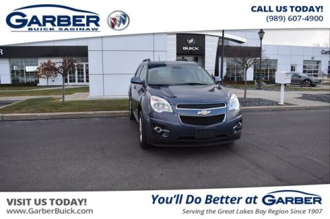Pre-Owned 2014 Chevrolet Equinox LT w/2LT AWD