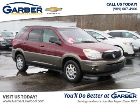 Pre-Owned 2004 Buick Rendezvous CX