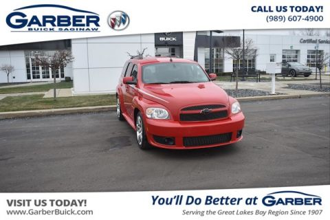 Pre-Owned 2009 Chevrolet HHR SS