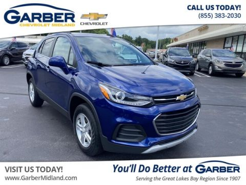 Pre-Owned 2017 Chevrolet Trax LT AWD