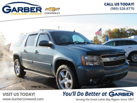 Pre-Owned 2008 Chevrolet Suburban 1500 LT w/1LT 4WD