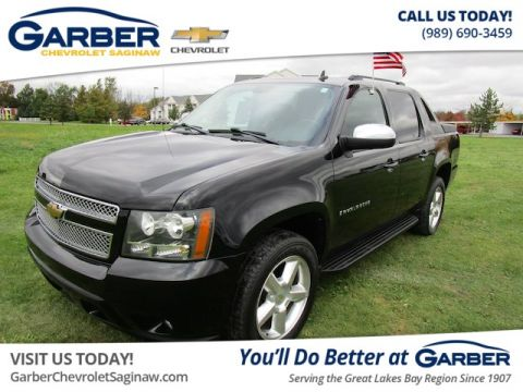 Pre-Owned 2009 Chevrolet Avalanche 1500 LT1 4WD