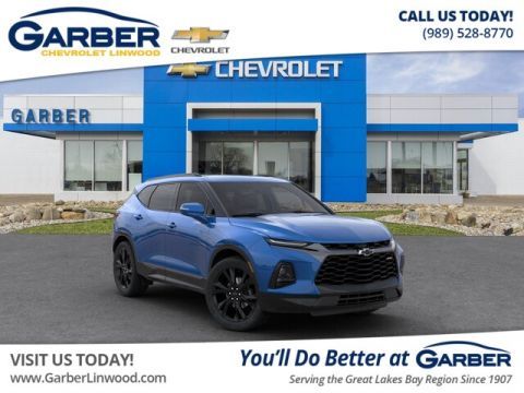 New 2020 Chevrolet Blazer RS FWD SUV