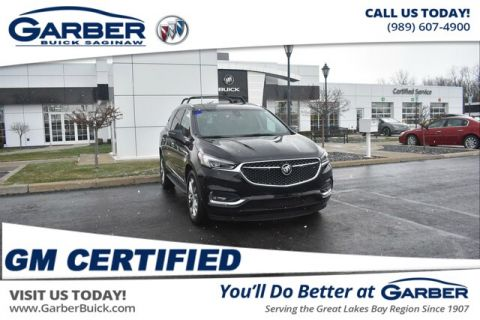 Certified Pre-Owned 2018 Buick Enclave Avenir AWD