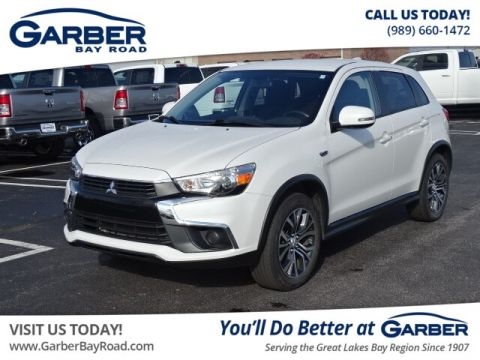 Pre-Owned 2017 Mitsubishi Outlander Sport 2.0 4WD