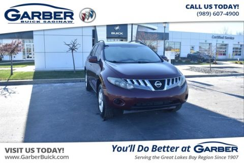 Pre-Owned 2009 Nissan Murano S AWD