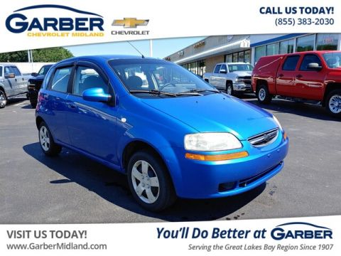 Pre-Owned 2006 Chevrolet Aveo Special Value