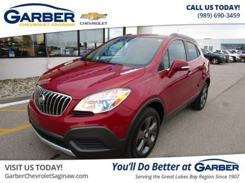 Pre-Owned 2014 Buick Encore BASE AWD